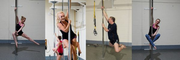 beginners pole dancing gainsborough