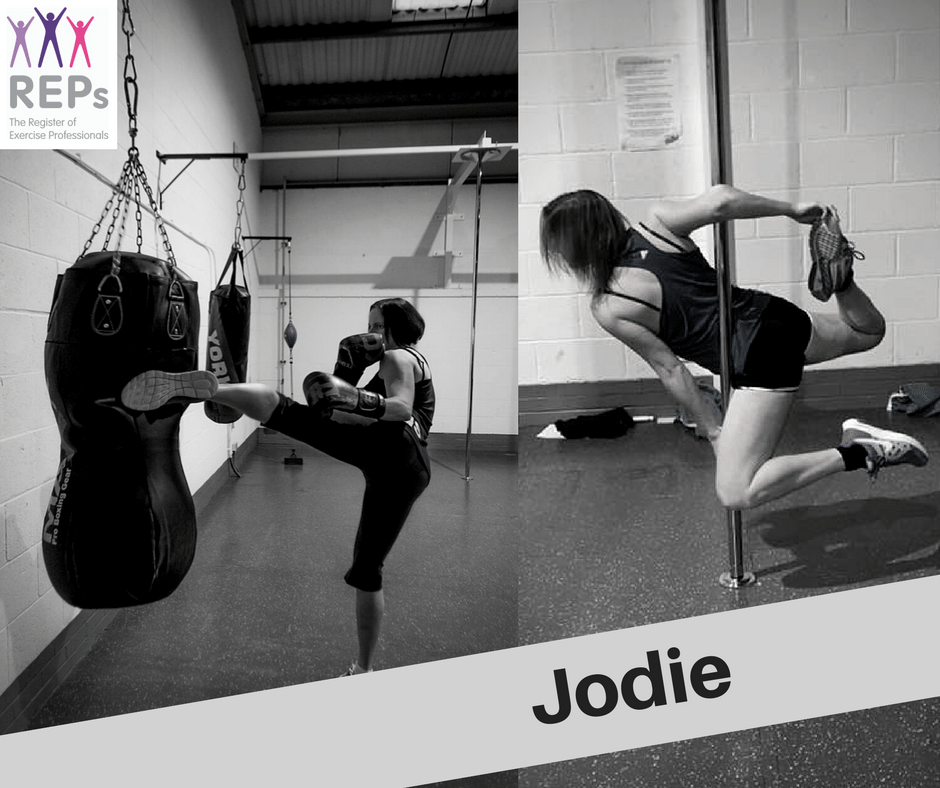 Jodie bootcamp instructor in gainsborough