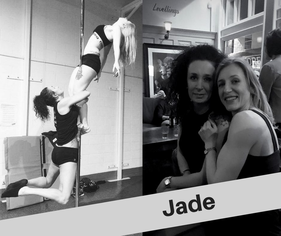 Jade is vertical's sales & retention manager