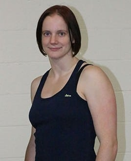Insanity Instructor called Jodie King